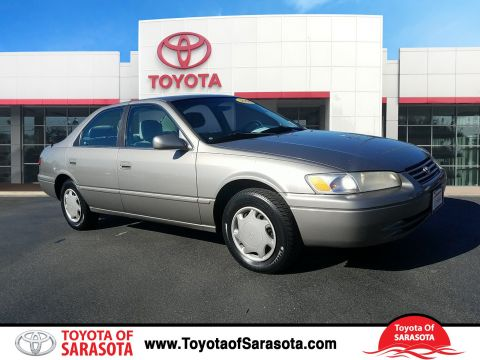 Used Toyota Camry CE