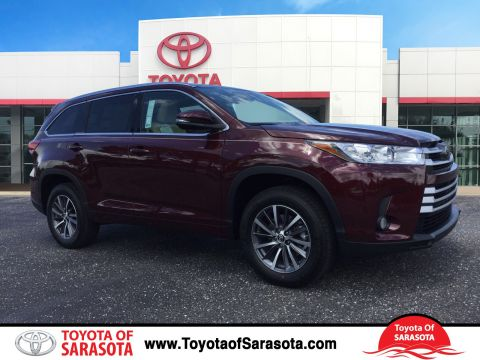 New Toyota Highlander XLE