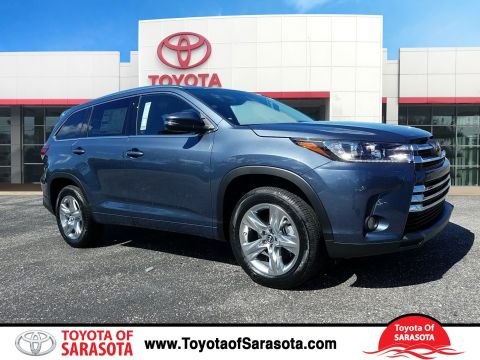 New Toyota Highlander Limited