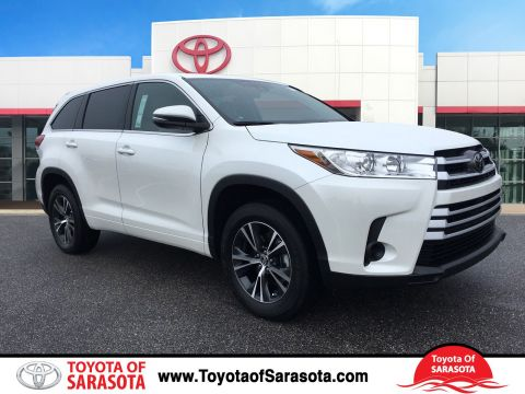 New Toyota Highlander LE