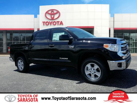 New Toyota Tundra SR5 CrewMax 5.5' Bed 5.7L FFV