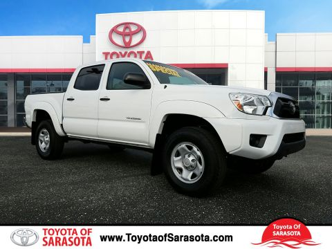 Used Toyota Tacoma PreRunner
