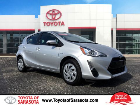 Certified Used Toyota Prius C Two