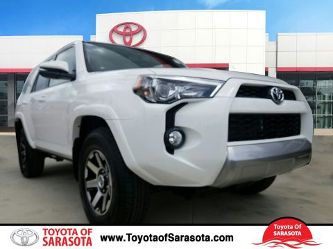 New Toyota 4Runner 4WD Wagon TRD Off-Road Premium