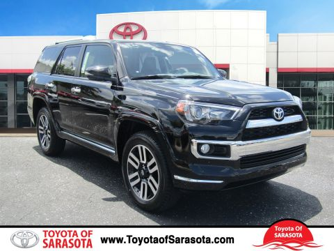 New Toyota 4Runner 4WD Wagon Limted