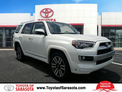 New Toyota 4Runner 2WD Wagon Limited