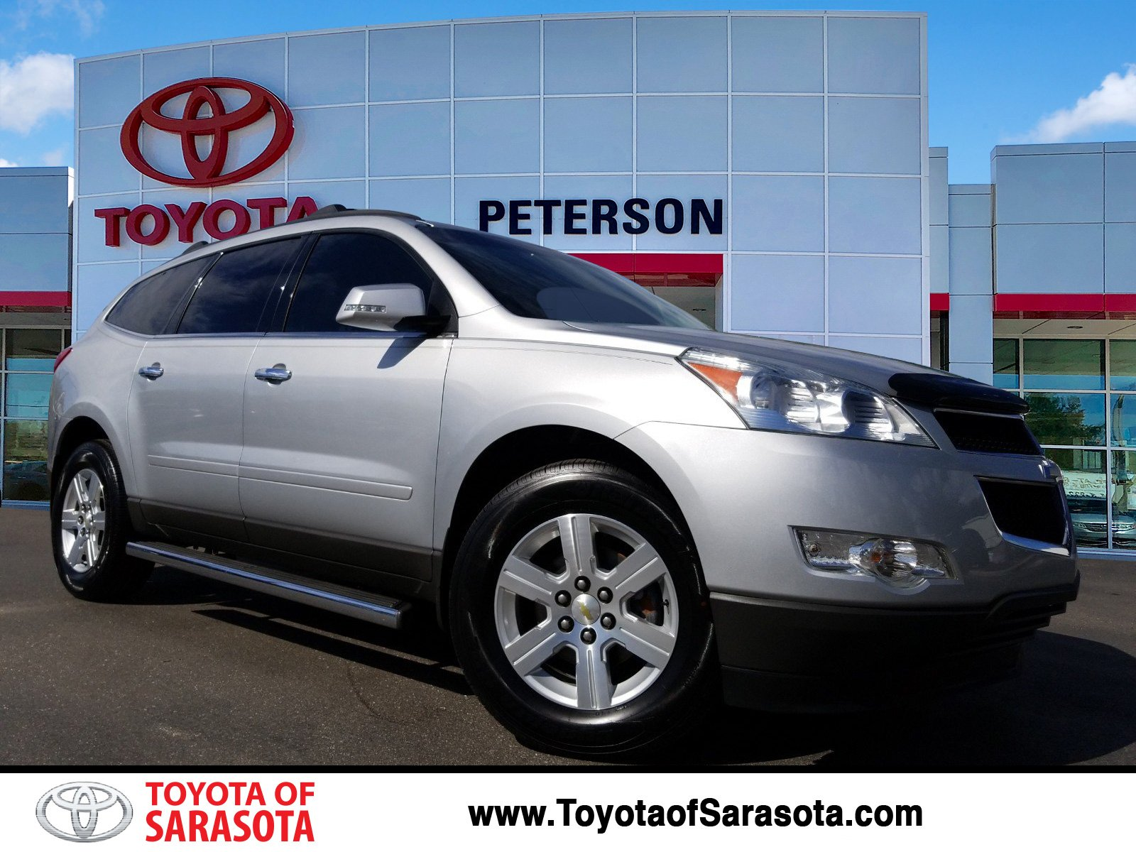 Pre Owned 2011 Chevrolet Traverse Lt Px1365a Peterson Toyota Of Fuel Filter
