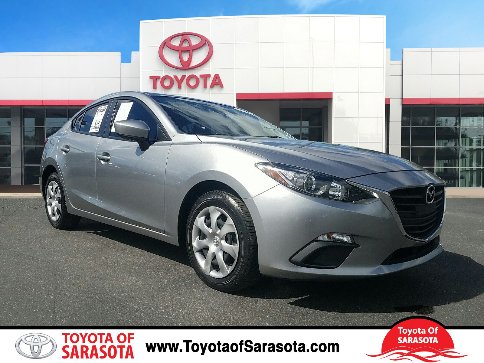 pre-owned 2015 mazda mazda3 i | #px1170 | peterson toyota of sarasota