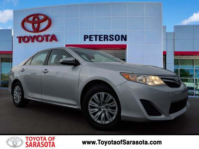 Pre-Owned 2012 Toyota Camry LE