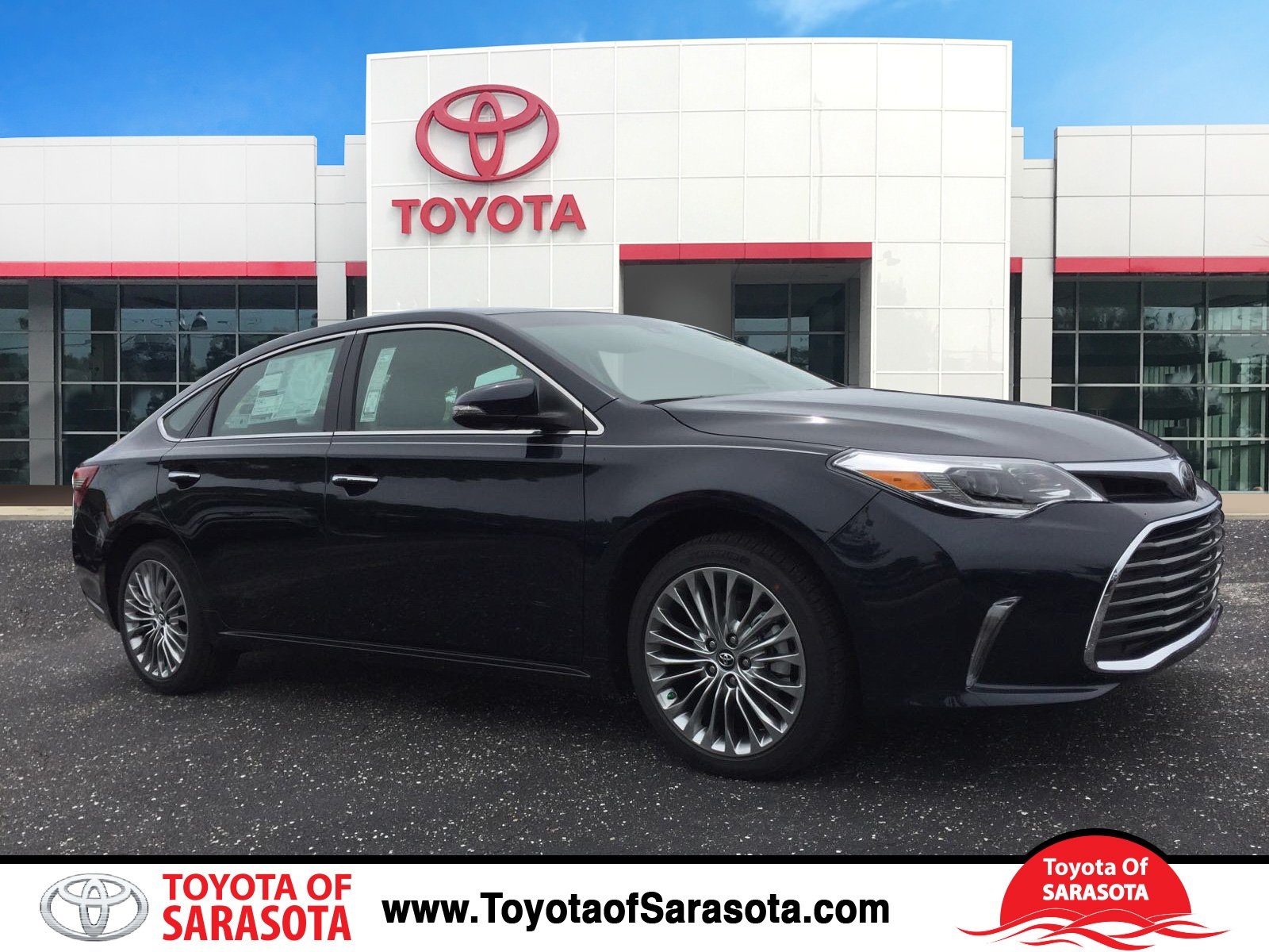 new 2018 toyota avalon limited ju265336 peterson toyota of sarasota. Black Bedroom Furniture Sets. Home Design Ideas