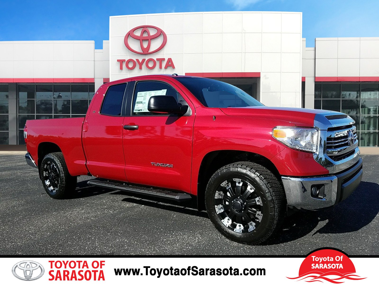 new 2017 toyota tundra double cab sr5 hx117757 peterson toyota of sarasota. Black Bedroom Furniture Sets. Home Design Ideas