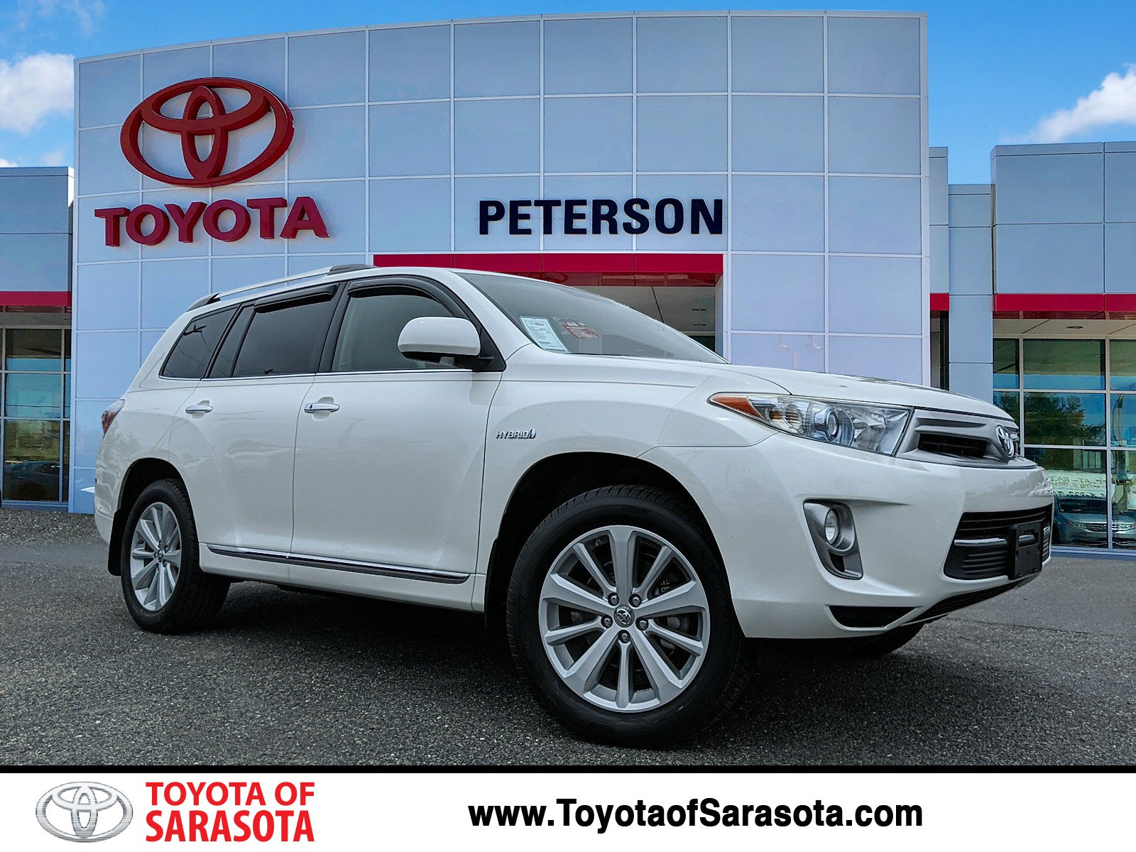 Pre-Owned 2011 Toyota Highlander Hybrid Limited