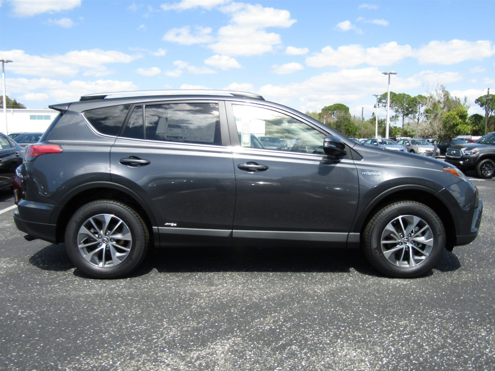 new 2017 toyota rav4 hybrid xle 4d sport utility in sarasota hd085866 toyota of sarasota. Black Bedroom Furniture Sets. Home Design Ideas