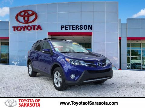 Certified Pre-Owned 2014 Toyota RAV4 XLE