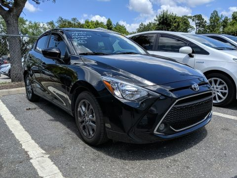 Certified Pre-Owned 2019 Toyota Yaris iA LE