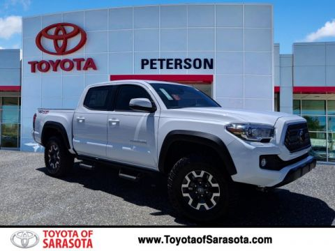 New 2018 Toyota Tacoma TRD Offroad | #JX069022 | Peterson Toyota of