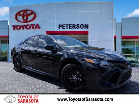 Toyota Camry for Sale in Sarasota | Camry Inventory at
