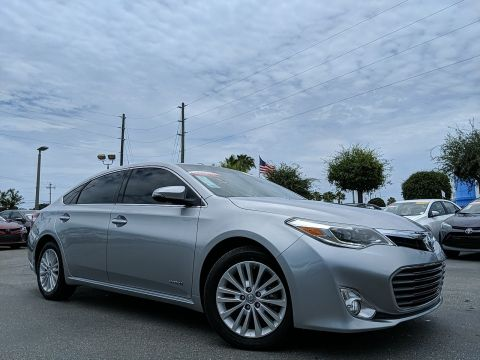 Certified Pre-Owned 2015 Toyota Avalon Hybrid Limited