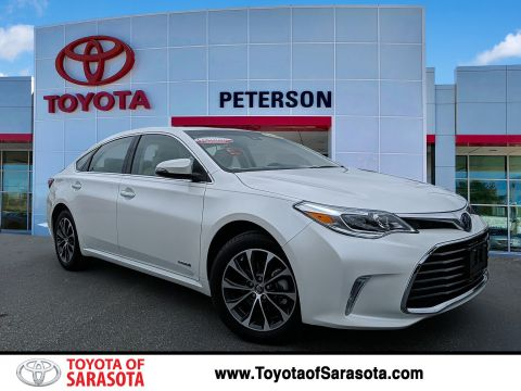 Certified Pre-Owned 2018 Toyota Avalon Hybrid XLE Premium