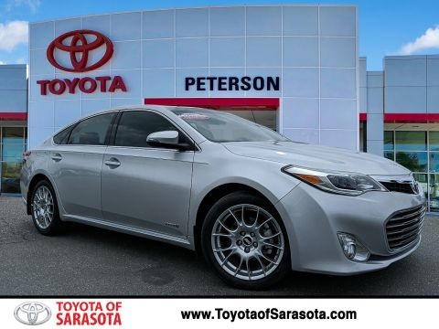 Certified Pre-Owned 2013 Toyota Avalon Hybrid XLE Touring