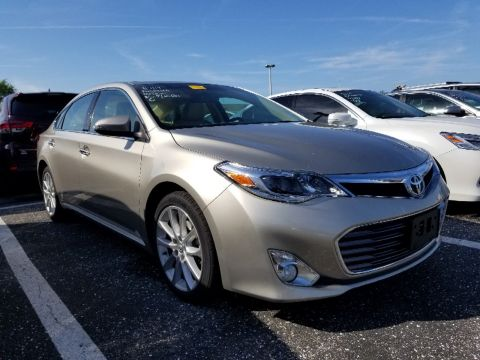 Certified Pre-Owned 2013 Toyota Avalon XLE Touring