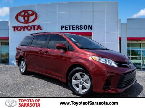 New Toyota Sienna in Sarasota | Peterson Toyota of Sarasota