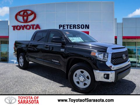 New 2019 Toyota Tundra SR5 CrewMax 5.5' Bed 5.7L (Natl)