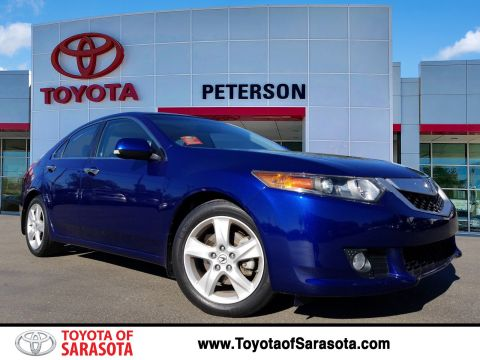 Pre-Owned 2009 Acura TSX Technology