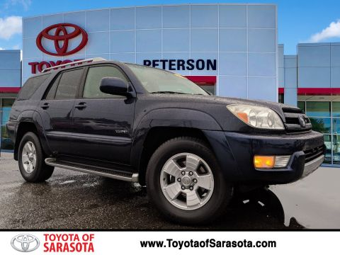 Pre-Owned 2003 Toyota 4Runner Limited