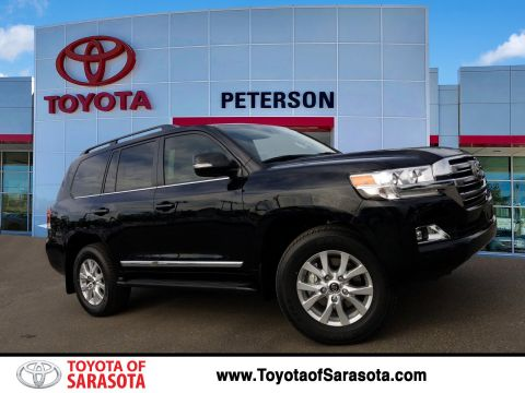 New 2019 Toyota Land Cruiser Base